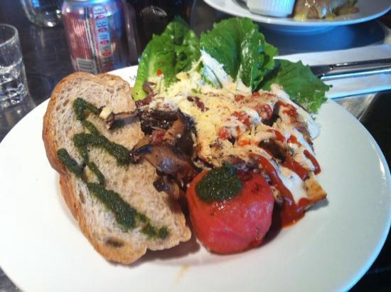 More Cafe : ceasar salad