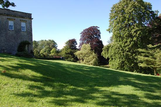 Ston Easton Park Hotel: The sun did shine in August