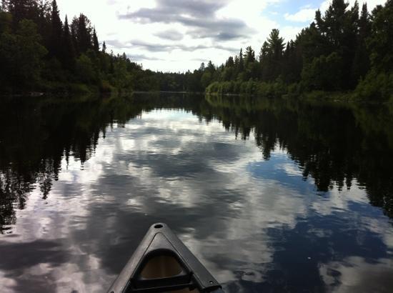 The Listening Inn: canoe trip
