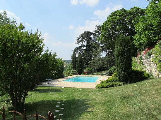 Chateau de Lassalle: Pool