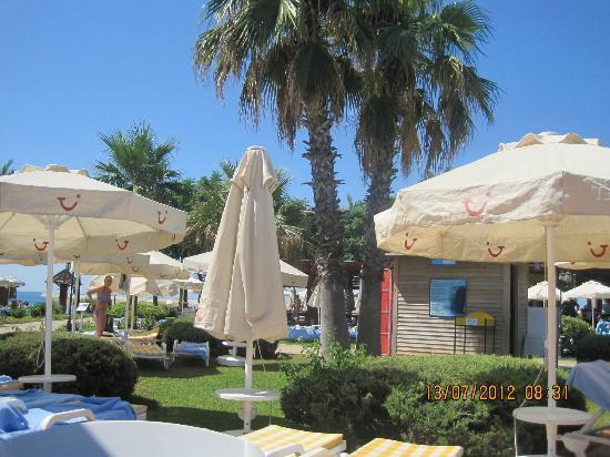 TUI Magic Life Club Belek: by the pool