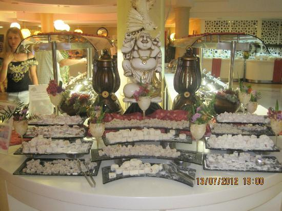 Club Magic Life Belek Imperial: more great food