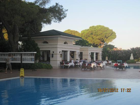 TUI Magic Life Belek: Sofra a la carte restaurant by the pool
