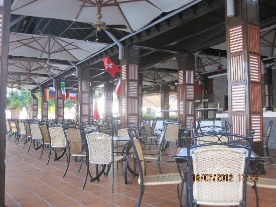 TUI Magic Life Belek: snack restaurant