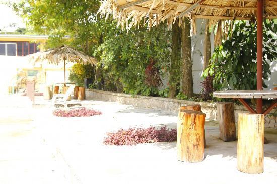 Caratal Shed at Xanadu Tropical Resort
