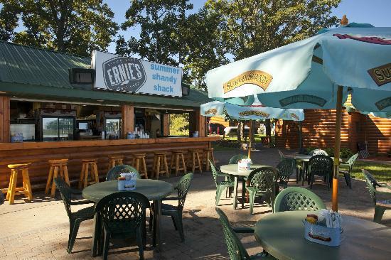 Ernie's On Gull Lake: Summer Shandy Shack