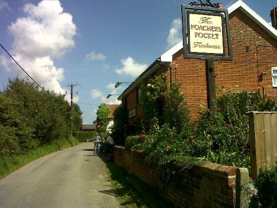 The Poachers Pocket: Rosemary Lane