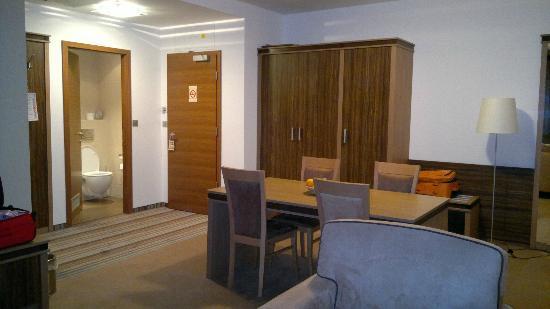 Hotel Kras: zona pranzo