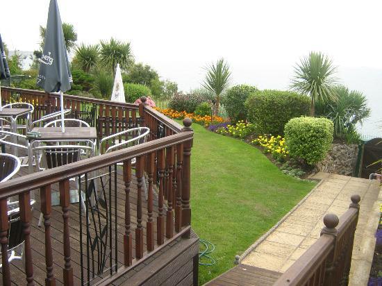 Carlton Hotel : Garden 2