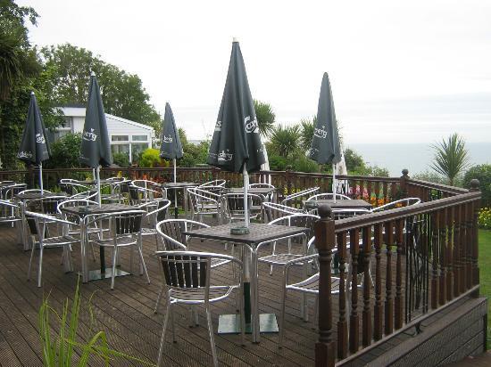 Carlton Hotel : Deck