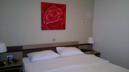 Hotel Kras: Camera da letto