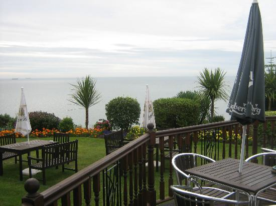 Carlton Hotel : View from garden