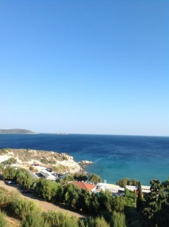 Princessa Riviera Resort: vista sulla baia di Mykali