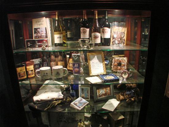 The Jefferson Hotel: outstanding wine selection