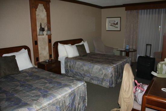 Hotel Universel: chambre standard