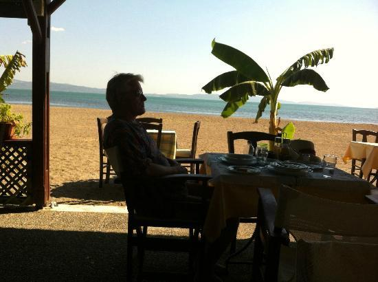Malemi Organic Hotel: Beachdreaming