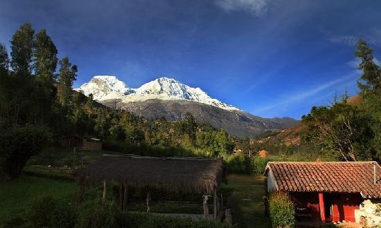 Yungay, Perù: Este es la magnifica vista del Nevado mas alto del Perú - El Huascaran