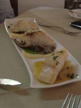 Fuy Santiago: trio de pescado