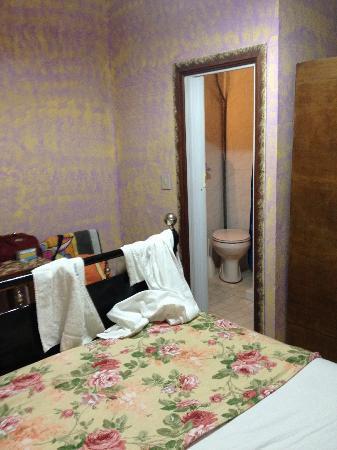 Populonia, Italy: Una delle camere
