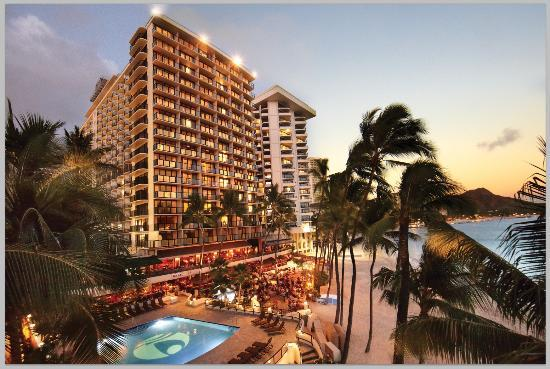 Outrigger Waikiki Beach Resort On The