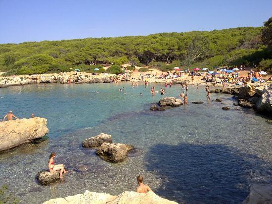 Nardo, Itália: la spiaggetta