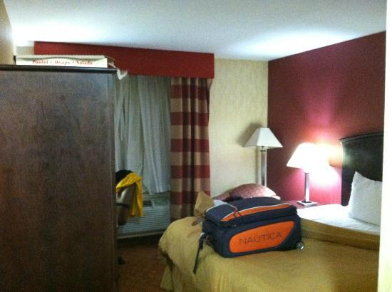 Lexington Inn at JFK Airport: Room