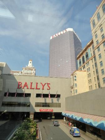 Ballys casino ac address