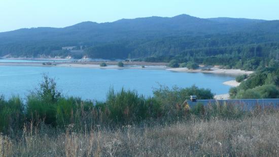 San Lorenzo Si Alberga : Lago Cecita