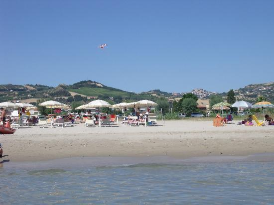 Hotel Rivadoro : spiaggia