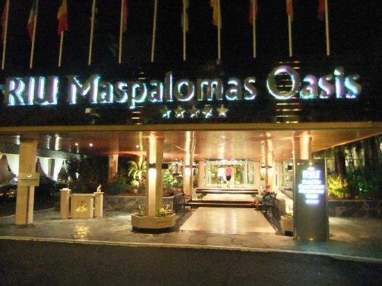 Gran Canaria Hotel Riu Grand Palace Maspalomas Oasis