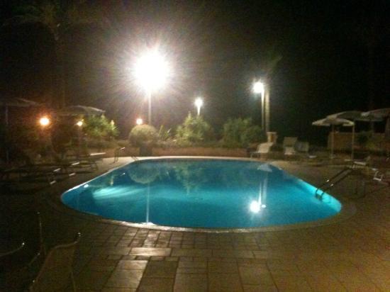 THotel Lamezia: piscina