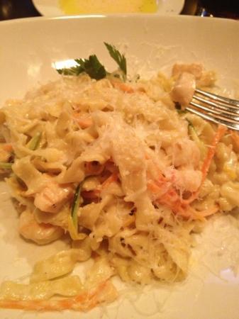 Giovanni's Italian Restaurant: sea food pasta