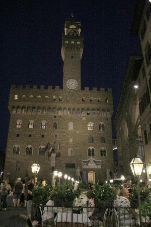 La Casa del Garbo: in the Piazza