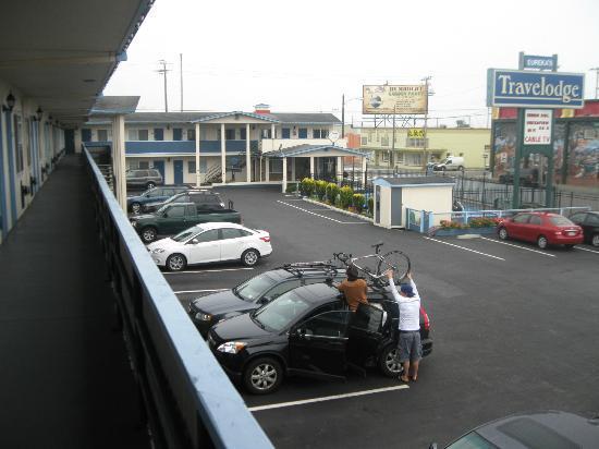 Travelodge Eureka: the hotel