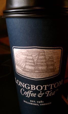 Longbottom Coffee: cup