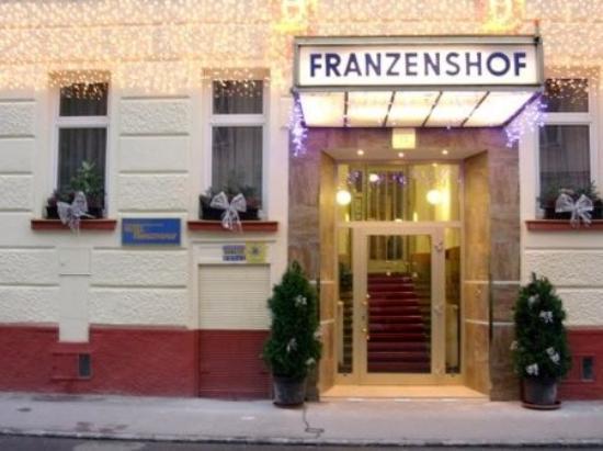 Hotel Franzenshof: Entrata Hotel
