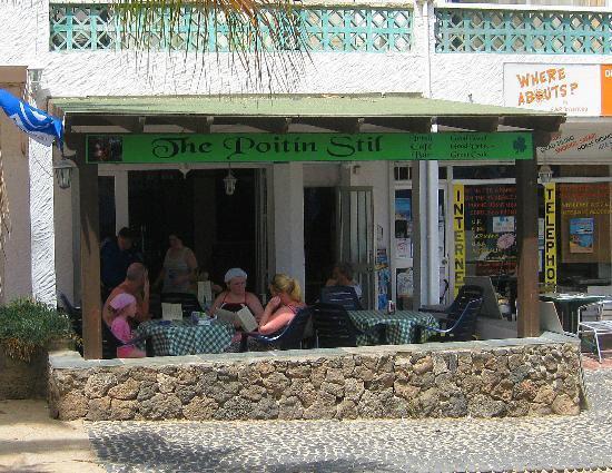 The Poitin Stil : The Restaurant