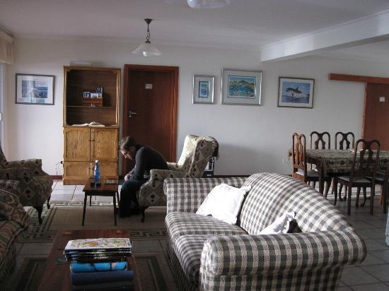 De Kelders B&B: Main area for B&B guests