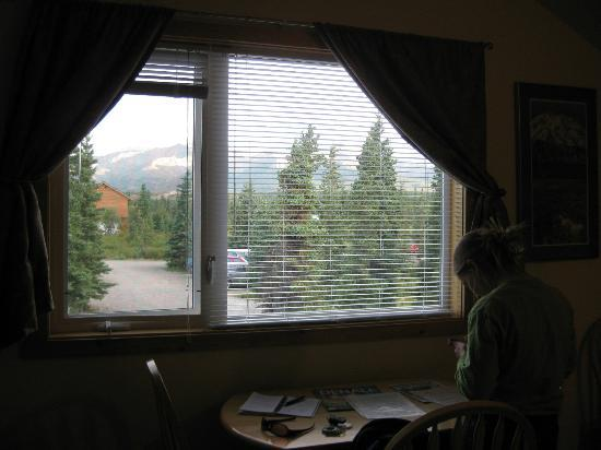 Aspen Haus Bed and Breakfast: View from Southview Suite