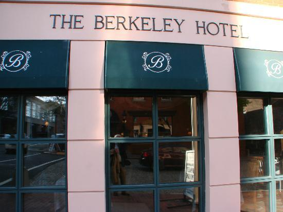 The Berkeley Hotel: very pleasant stay
