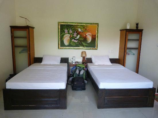 Citra Lestari Cottages: Chambre
