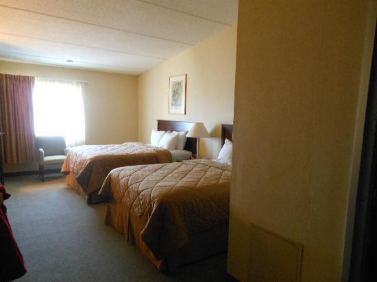 Comfort Inn Mercer: Room