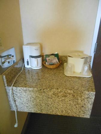 Comfort Inn Mercer: Coffee