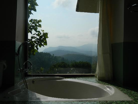 Wild Corridor Resort and Spa by Apodis : View from the bathroom