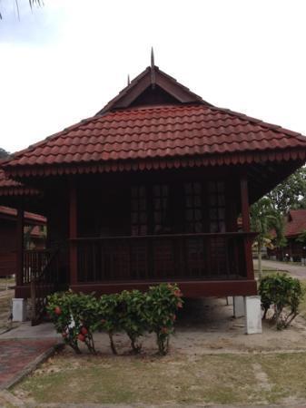Teluk Dalam Resort: TDR Tanjung chalet