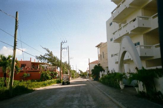 Athens Gate Beach Resort: San Pedro