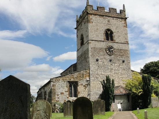 Complete Yorkshire: St. Hellen and the Holly Cross