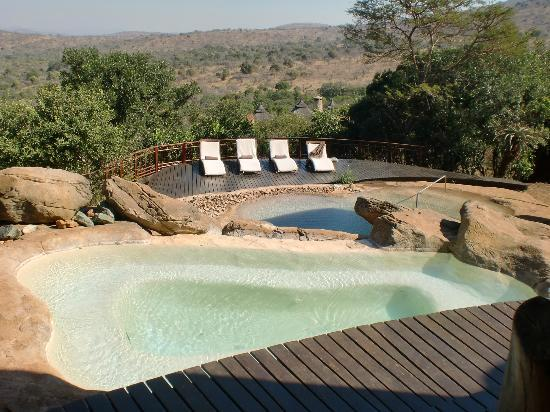 Thanda Safari Lodge: Spa