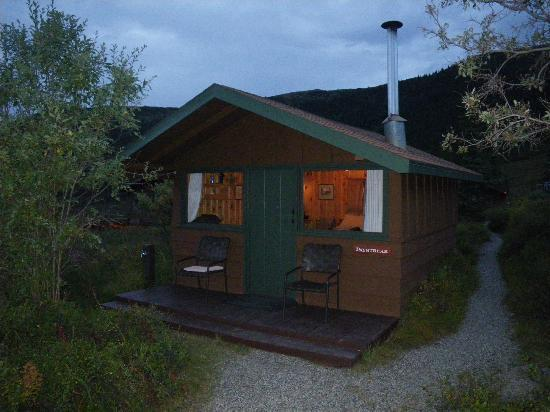 "Camp Denali: ""Paystreak Cabin"""