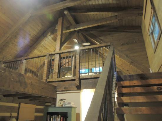 Savage River Lodge: Loft/bBedroom